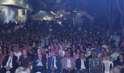 إختتام مهرجان صيف رشميا 2018 برعاية وزارة السياحة