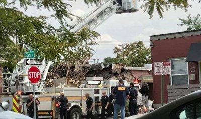 انفجار يدمّر مبنى سكنيا في مدينة دنفر الأميركية