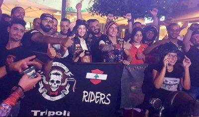 """""""Ghost Riders Tripoli"""" تنظم حملة توعية من مخاطر القيادة في طرابلس"""