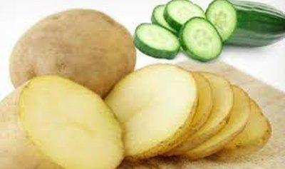 تلف 30 دونمًا من البطاط والخيار في سهل سعدنايل مروية بمياه آسنة