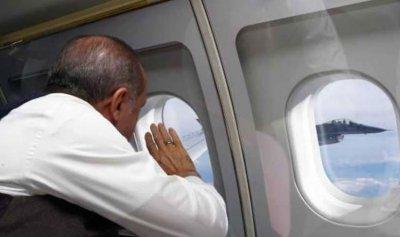 """اعتقال الطيار الذي أنقذ إردوغان ليلة """"الانقلاب"""""""
