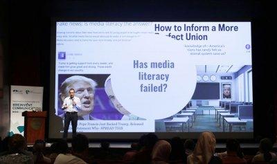 الجامعة اللبنانية الأميركية افتتحت اعمال اكاديمية التربية الاعلامية والرقمية بمشاركة اوروبية وعربية واسعة