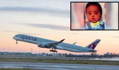 رعب… و وفاة رضيع على متن طائرة