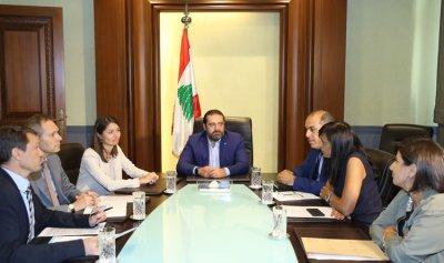 لاسن: سنساعد في وضع استراتيجية وطنية للأمن الالكتروني اللبناني