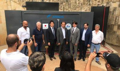 افتتاح مشاريع ضخ للمياه في الشويفات والدكوانة
