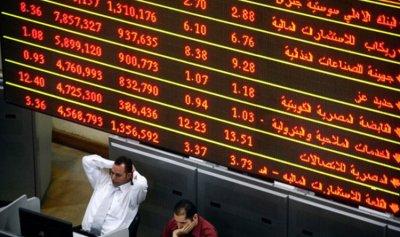 انهيار كبير للبورصة المصرية… ما علاقة نجلي مبارك؟