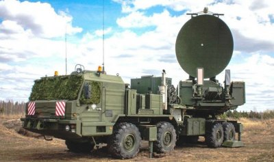 مركبة الحرب الإلكترونية الجديدة للجيش الاميركي