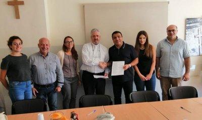 اتفاقية تعاون بين لابورا وVides Lebanon