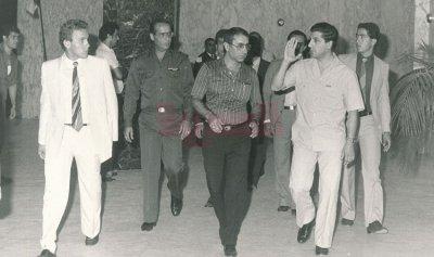 """""""المسيرة"""" – محضر اللقاء مع فيليب حبيب: فرصة تاريخية لإنقاذ لبنان بقلم البطريرك صفير (23 حزيران 1982)"""