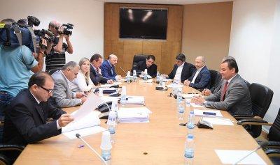 لجنة الاعلام قررت اقامة مؤتمر اعلامي لوضع رؤية للقطاع يلحظ كل القضايا المطروحة