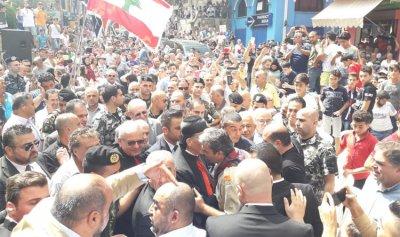 الراعي: كلمة الفساد في لبنان كلمة اكاديمية