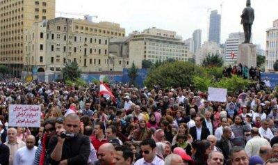 نقابات العمال والمستخدمين: اعتصام في رياض الصلح الثلثاء