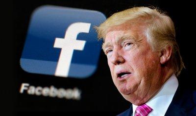 """ترمب يلقّن """"فيسبوك"""" درسًا"""