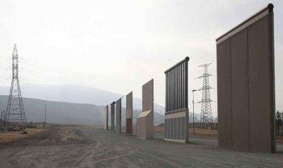 """واشنطن بدأت تشييد """"جدار ترامب"""" مع المكسيك"""