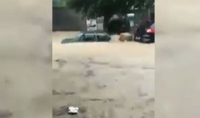 بالفيديو: إرتفاع ضحايا فيضانات تونس