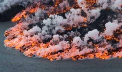 بركان يهدد شمال أوروبا بالدمار