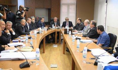 لجنة الشؤون الخارجية عرضت موضوع منظومات الصرف الصحي لمنطقة الغدير وقرض الصرف في الشوف