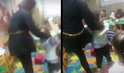 تعنيف طفلة مصرية… والقضاء يتحرّك