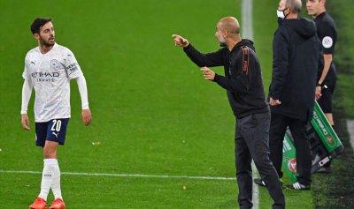 غوارديولا: من يتعاقد مع سيلفا يحصل على أفضل لاعبي العالم