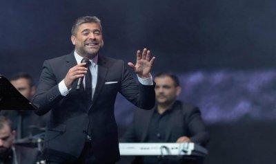 أول حفل غنائي لوائل كفوري في السعودية