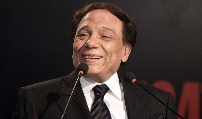 بالفيديو: عادل إمام ينفي شائعة وفاته