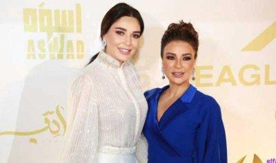 سيرين عبد النور وماغي بو غصن معاً في مسلسل جديد