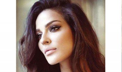 نادين نجيم تشارك في معرض الشرق الأوسط للأزياء في دبي