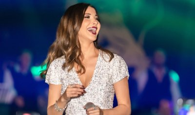نانسي عجرم تطلّ على جمهورها من قلب بيروت
