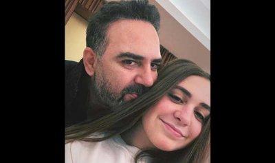 بالصورة ـ وائل جسار لابنته: ملاكي