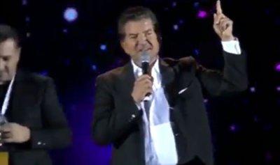 """بالفيديو – وليد توفيق من الرياض: """"لبنان ينتفض"""""""