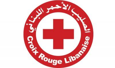 """""""الصليب الأحمر"""" فرع الهرمل أجلى مدنيين اثنين كانا عالقين في مجرى السيل"""