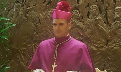 سيامة أسقفية للمطران القسيس في الفاتيكان