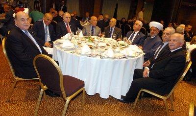 دريان: نرفض أي قانون انتخاب يمزق شمل اللبنانيين ويفرقهم
