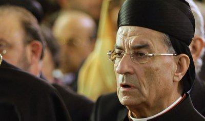 الراعي تسلم الوثيقة النهائية للمؤتمر المسيحي العربي