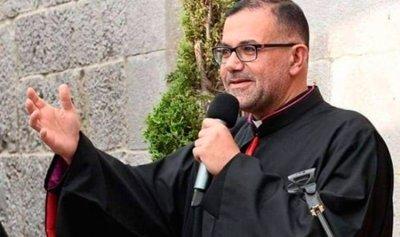 وسام الاستحقاق الوطني البرونزي للمونسنيور بو هدير 