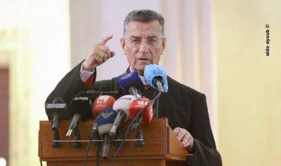 """الراعي يعلن """"مذكرة لبنان والحياد الناشط"""" الإثنين"""