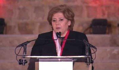 Lina Moukheiber, sur les pas du « Vieux Lion de la Montagne »
