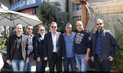 """منسقية """"القوات"""" في بيروت احتفلت بعيد البشارة"""