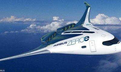 """بالفيديو: """"إيرباص"""" تكشف طائرة المستقبل"""