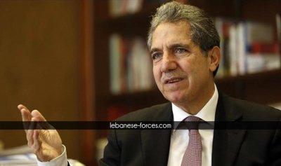 وزني نقل لعون استعدادات بعثتي البنك والصندوق الدوليين لمساعدة لبنان