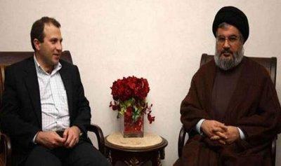 """تباعد بين حزب الله و""""الوطني الحر"""""""