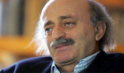 جنبلاط: لن نقبل بقانون انتخاب يحاول تحجيم الدروز