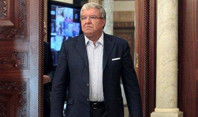 """المشنوق: تأسيس جبهة جديدة باسم """"حركة الإستقلال الثالث"""""""