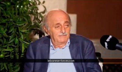 جنبلاط: ماذا وراء مقتل العقيد منير ابو رجيلي؟