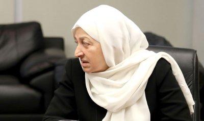 بهية الحريري تابعت مع عثمان قضية احتجاز صالح
