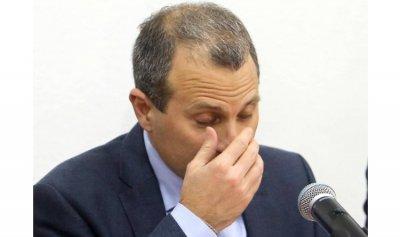 باسيل في رسالة الى المعلم وغوتيريس: لبنان قلق من التداعيات السلبية المحتملة للقانون الرقم 10