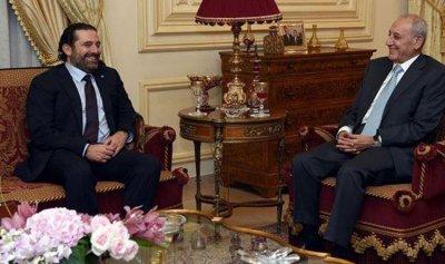 """مصادر """"القوات"""": نأسف لتراجع بري والحريري """