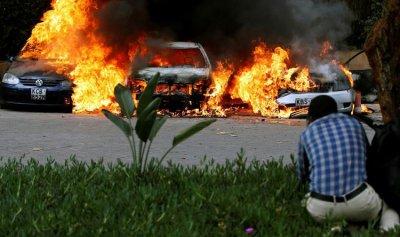 انفجار واطلاق نار في مجمع فخم في كينيا