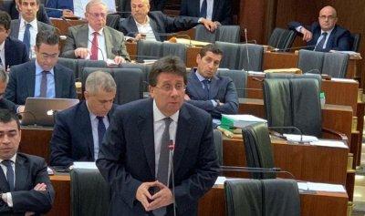 كنعان: تمديد العمل بالقاعدة الاثني عشرية خرق للدستور