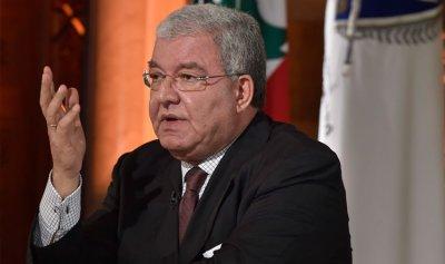 المشنوق: لن أنتخب غازي كنعان نائبًا لرئيس مجلس النواب